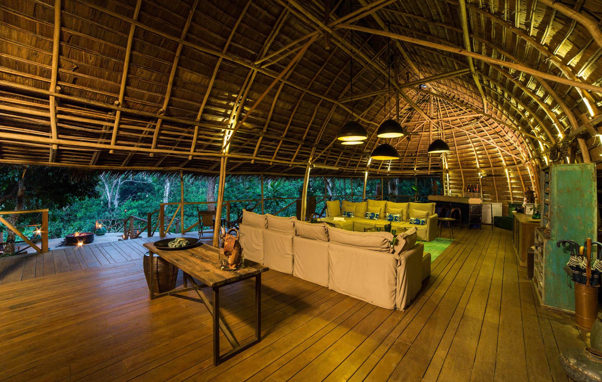Ngaga Camp Congo